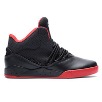 Supra - Estaban - Black / Red