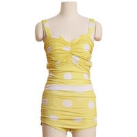 sunshine splendor one piece bathing suit - $79.99 : ShopRuche.com, Vintage Inspired Clothing, Affordable Clothes, Eco friendly Fashion