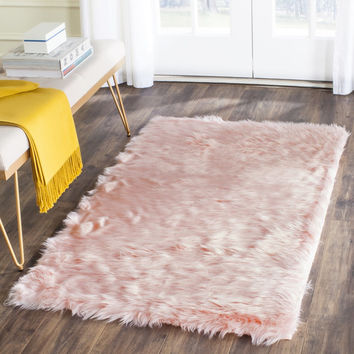 House of Hampton Anthony Pink Area Rug & Reviews | Wayfair