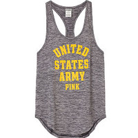 Army Racerback Tank - PINK - Victoria's Secret