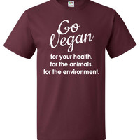 Go Vegan Shirt