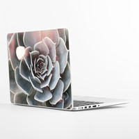 Shiny Succulent Laptop Skin