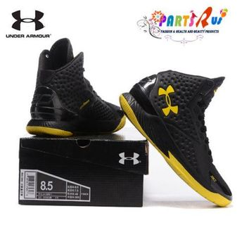 Under Armour UA The Moment PE Curry 1 One Champion Basketball Shoes (6 Colors)