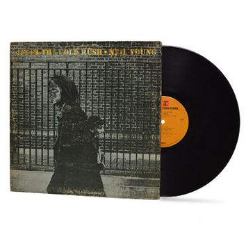"""NEIL YOUNG - """"After The Gold Rush"""" vinyl record"""