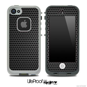 Metal Mesh Skin for the iPhone 5 or 4/4s LifeProof Case