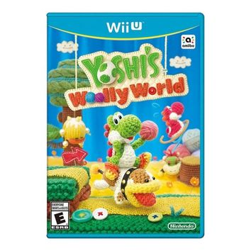 Yoshi's Woolly World - Nintendo Wii U - Email Delivery