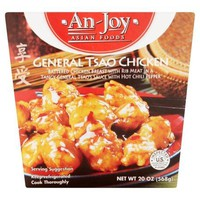 An-Joy Asian Foods General Tsao Chicken, 20 oz