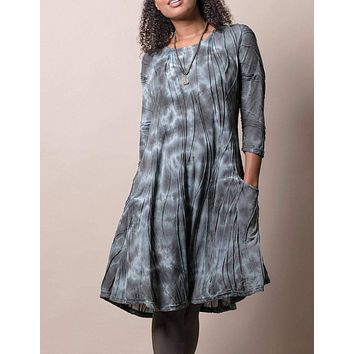 Jaya Tie-Dye Tunic Dress