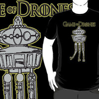 Game of Drones  by OBEY ZOMBIE