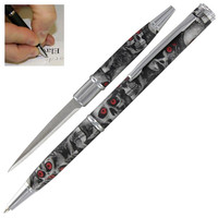 ZOMBIE DEVASTATION HUNTER EXECUTIVE PEN KNIFE