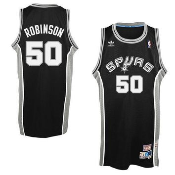 Men's San Antonio Spurs Kawhi Leonard Nike Black Swingman Jersey - Icon Edition