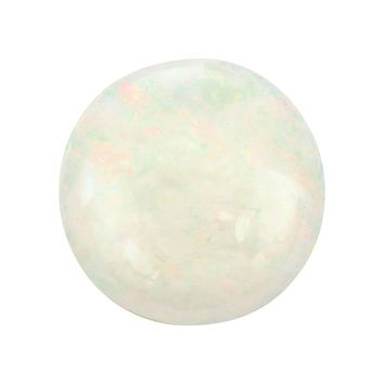 Loose Opal Gemstone 6.5mm Round Cabochon  A Quality