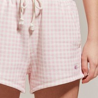 Champion + HVN for Gingham Track Short