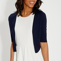 the classic cropped cardi | maurices