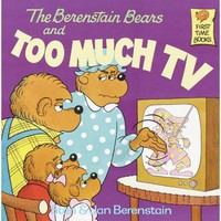The Berenstain Bears and Too Much TV - Walmart.com