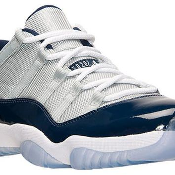 AIR JORDAN 11 LOW (GEORGETOWN)