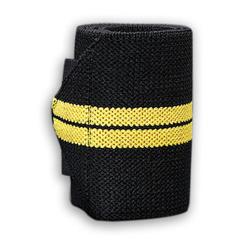 2017 Weight Lifting Sports Wristband Gym Wrist Thumb Support Straps Wraps Bandage Fitness Training Safety Hand Bands