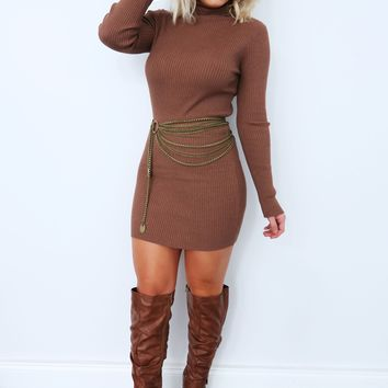 Everyone's Favorite Dress: Mocha