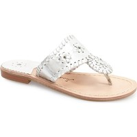 Jack Rogers 'Miss Hamptons' Sandal (Toddler, Little Kid & Big Kid) | Nordstrom