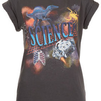 Science Collage Tee By Tee And Cake - New In This Week  - New In