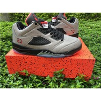 "Air Jordan 5 Low ""Neymar"" Basketball Shoe 36---47"