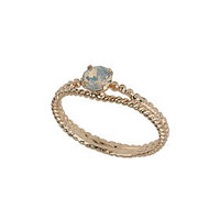 Solitaire Ring - Jewelry  - Bags & Accessories