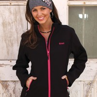 Cruel® Ladies' Bonded Jacket