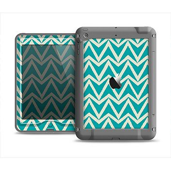 The Bleeding Green Apple iPad Air LifeProof Nuud Case Skin Set