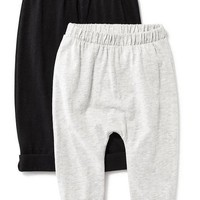 Drop-Crotch Leggings for Baby 2-Pack | Old Navy