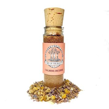 Calming Incense 1.25 oz for Hoodoo, Voodoo, Wicca & Pagan Rituals