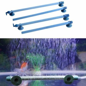 "Fish Tank Aquarium Air Stone Wall Bubble Tube Aeration Tube Pet Products Decorations Ornaments 7""10""14""18""23""28"""