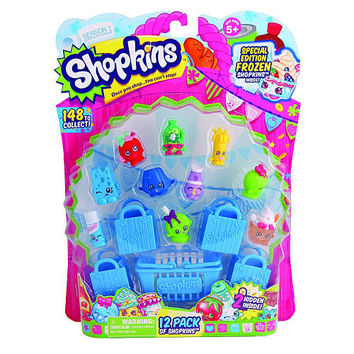 Shopkins Series 1 12 Pack (Colors/Sizes Vary)