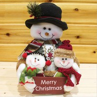 LumiParty 1Pcs 2017 Christmas Ornaments