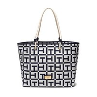 Th Graphic Tote   Tommy Hilfiger USA
