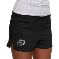 Army Black Knights Women's New Soffe Shorts - Black