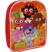 Moshi Monsters Red Backpack