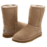 UGG Classic Short Black - Zappos.com Free Shipping BOTH Ways