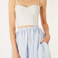 Structured Corset - Going Out Tops - Tops - Clothing - Topshop USA