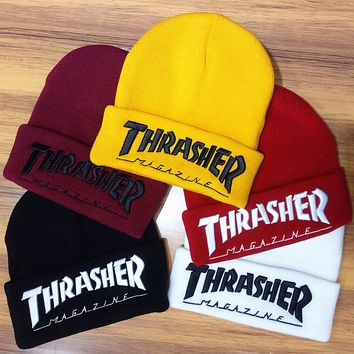 Hip-hop Pullover Winter Outdoors Hats [47762866188]