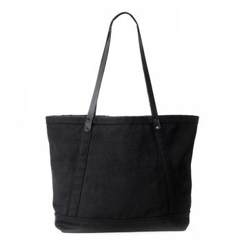 The Utility Tote | Black