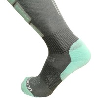 Ultimate Socks Womens Thermolite Ski Snowboard Warm Aqua Small 4-6.5