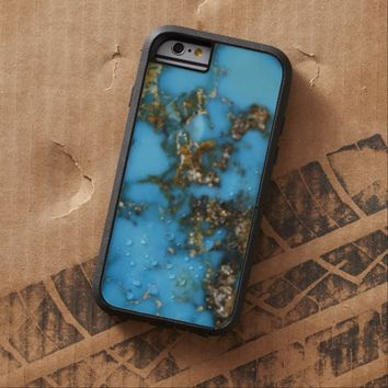 Natural Turquoise Stone Tough Xtreme iPhone 6 Case