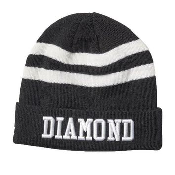 ONETOW Diamond Supply Co. - Heaveyweights Beanie - Black - One Size