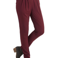 ModCloth Skinny Local Winery Tour Pants