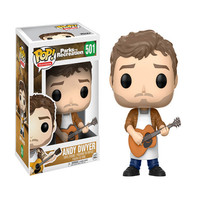 Parks & Recreation Andy Dwyer POP! Vinyl Figure