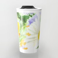 spring flower 2 Travel Mug by Color And Color