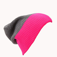 Classic Colorblocked Beanie
