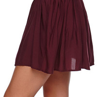 Kirra Short Skirt at PacSun.com