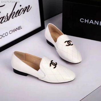 """CHANEL"" New Business Women's Shoes"