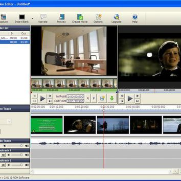 VideoPad Video Editor Pro 4.30 Crack Incl Keygen